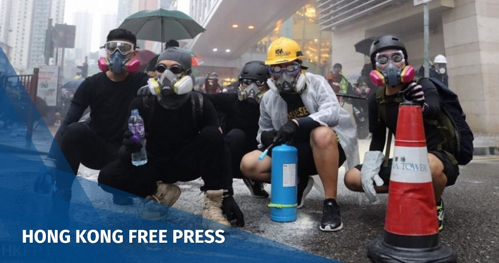 china hong kong protests