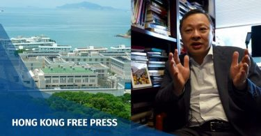 benny tai shek pik prison