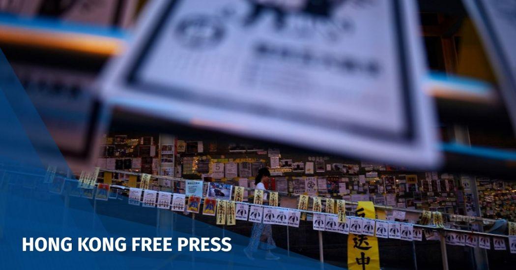 Wong Tai Sin Hong Kong protest extradition