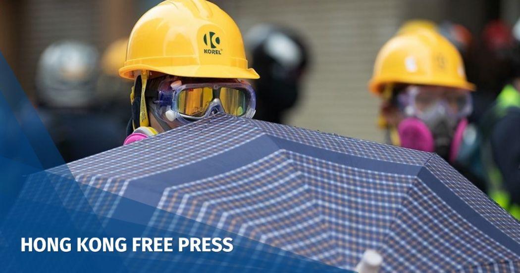 China slams Hong Kong protest violence as 'terrorism' as