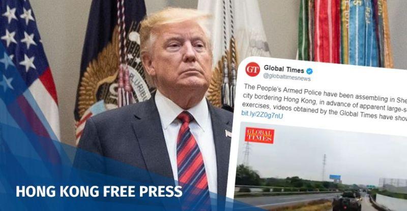 donald trump china extradition