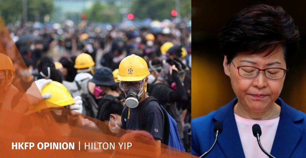 Stop the blame game - it is not the protesters causing Hong Kong's economic decline | Hong Kong Free Press HKFP