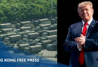 donald trump shenzhen people's liberation army pla