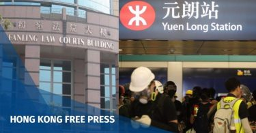 yuen long attack china extradition court