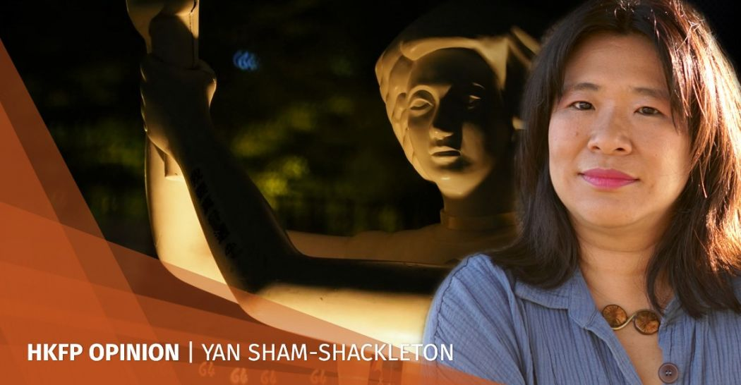 Yan Sham-Shackleton democracy