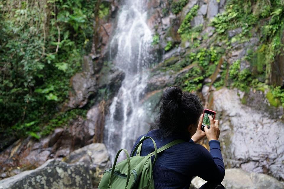 Ng Tung Chai Waterfall