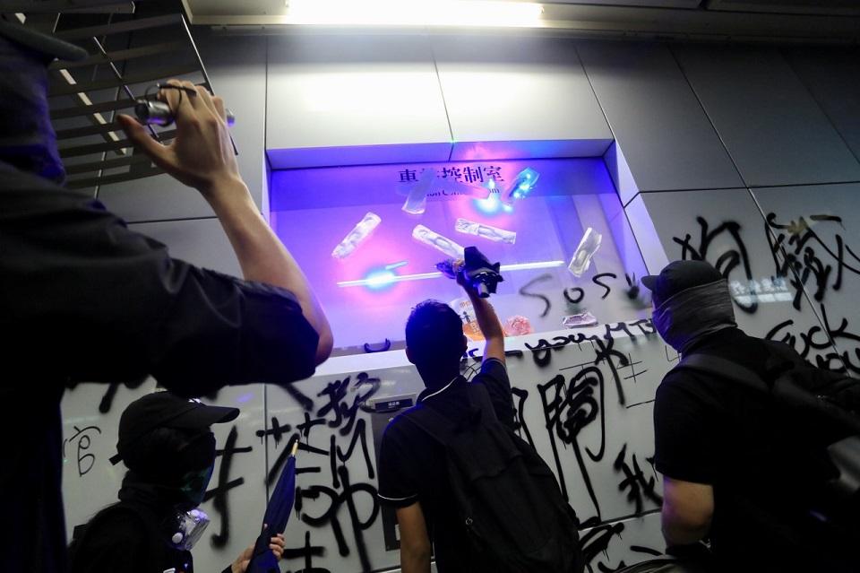 Kwai Fong MTR