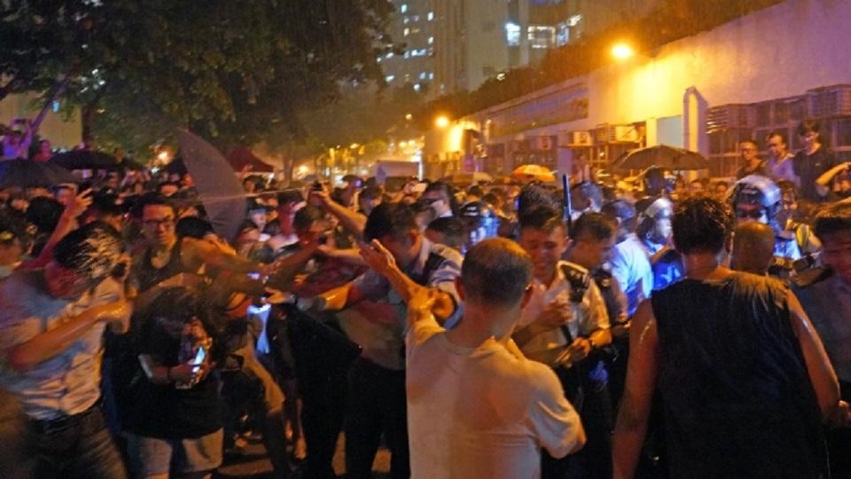 Kowloon Bay August 25