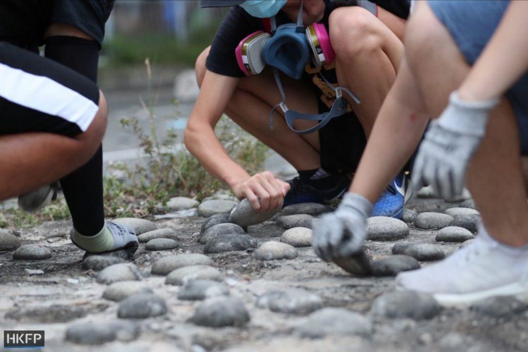 rocks stones august 10 tai wai china extradition (1) (Copy)