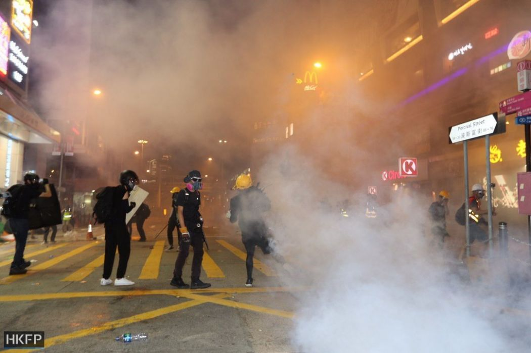 tear gas august 4 china extradition (17)