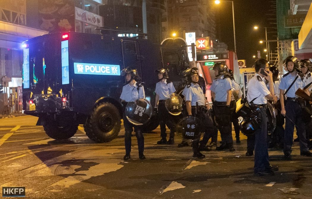 British government's Hong Kong intervention riles China