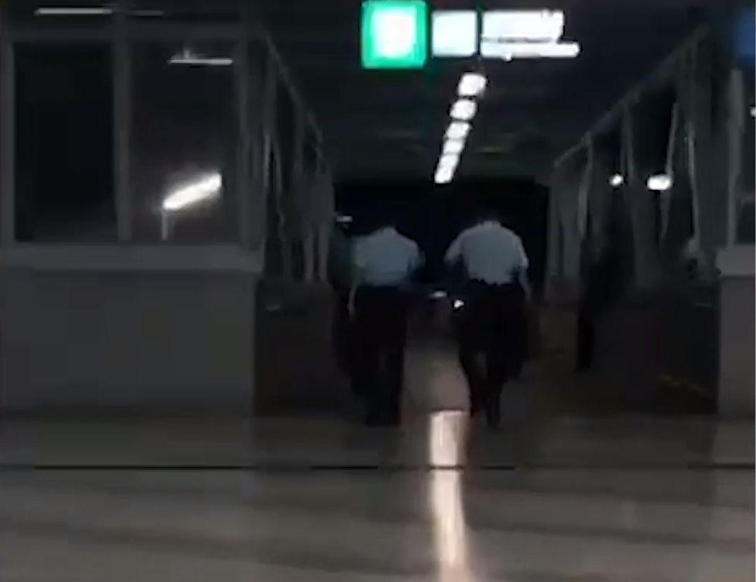 police yuen long station attacks