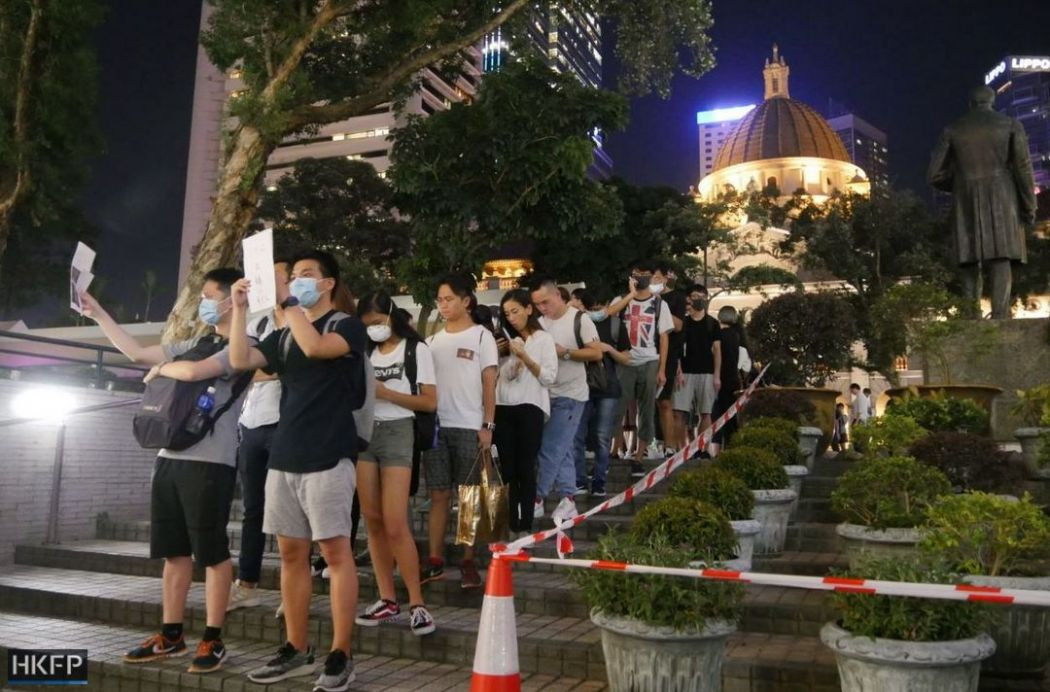 human chain 23 august (5)