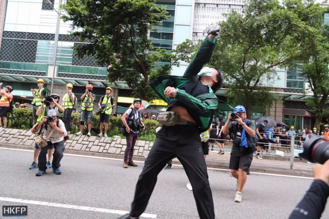 police tseung kwan o august 4 china extradition