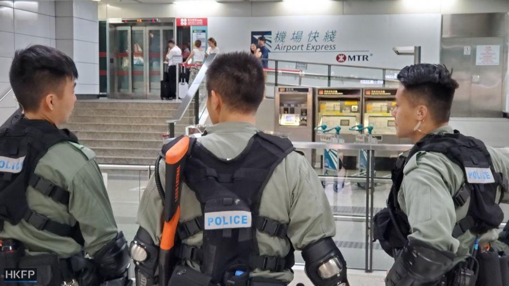 hong kong station china extradition september 7