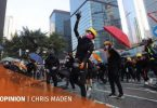 chris maden hong kong protests