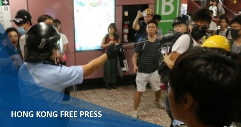 september 3 prince edward mtr police china extradition