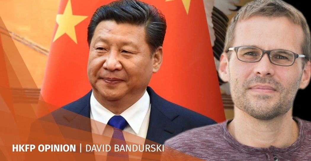 Why China's Communist Party is 'struggling'   Hong Kong Free Press HKFP