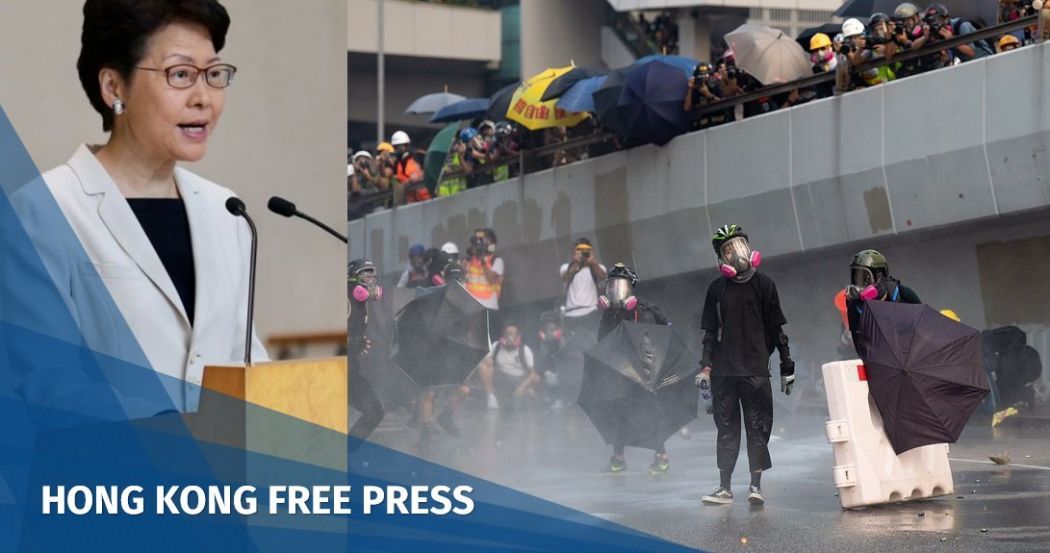 'Not a gimmick': Hong Kong chief Carrie Lam to launch public dialogue next week as more protests planned | Hong Kong Free Press HKFP