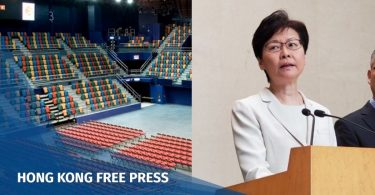 carrie lam dialogue platform