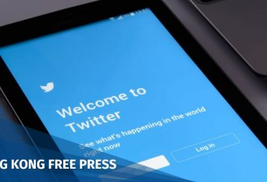 twitter closes accounts hong kong