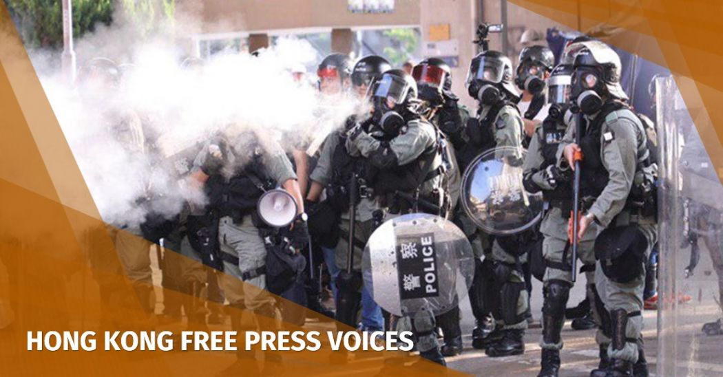 How Hong Kong police trained for riots – and why their response to protesters has been so violent | Hong Kong Free Press HKFP