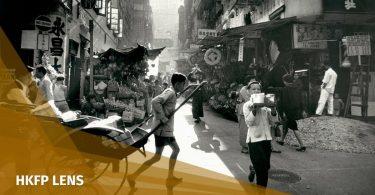 Hong Kong colonial 1959 1960