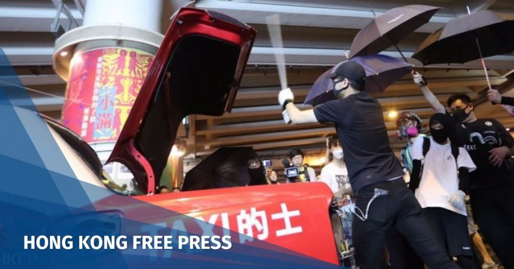 taxi causeway bay china extradition