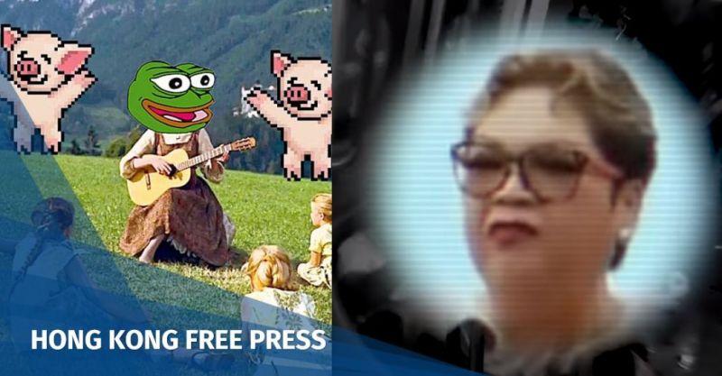 hong kong protest songs
