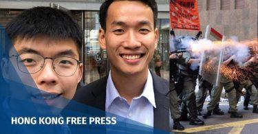police state hong kong