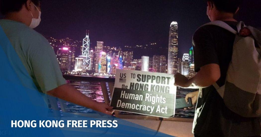 China rebukes Washington after Hong Kong activists make Congress plea | Hong Kong Free Press HKFP