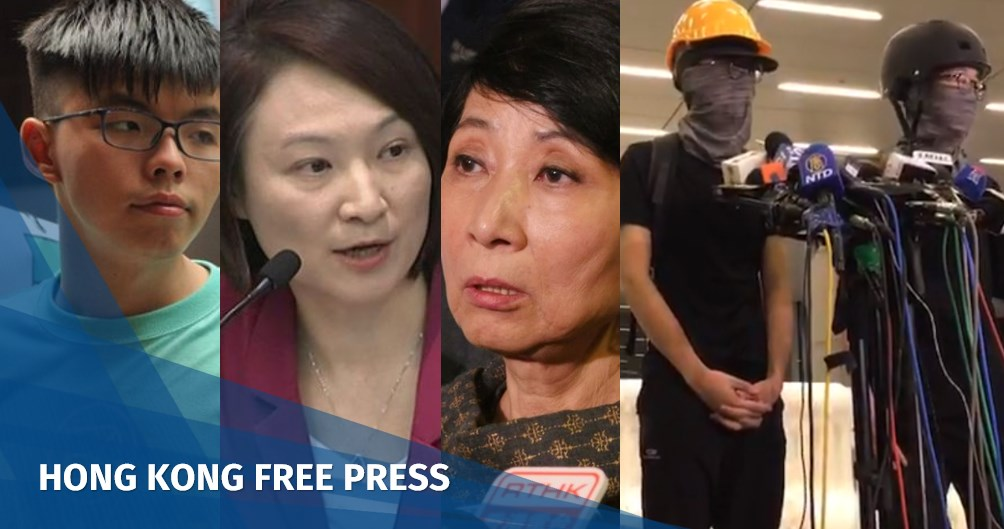 Too little, too late': Hong Kong democrats and protesters
