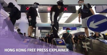 why hong kong mtr smash vandalise