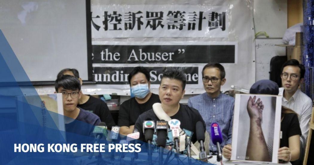 sue the abuser