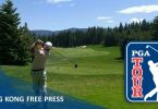 US PGA tour golf