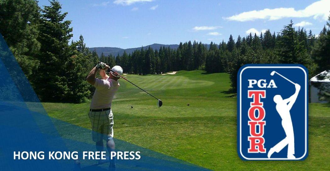 US PGA tour golf