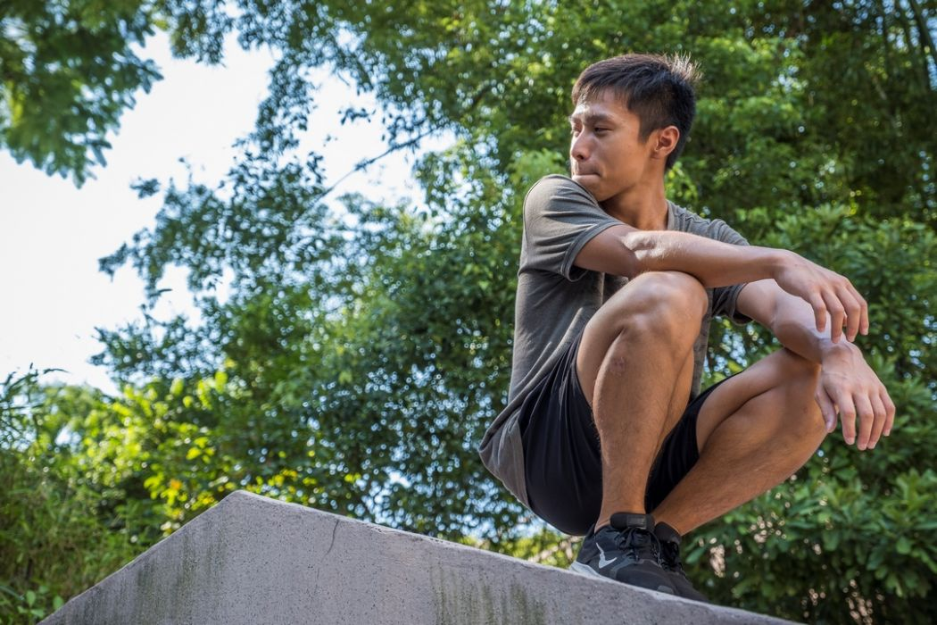 parkour free running protests