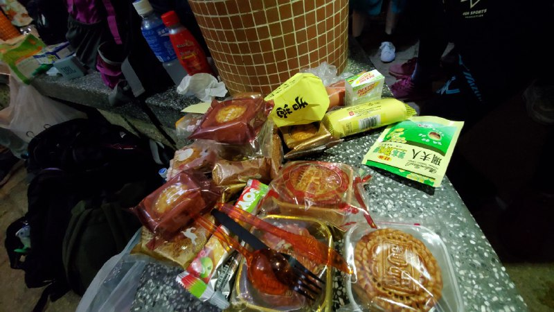 snacks mid autumn festival