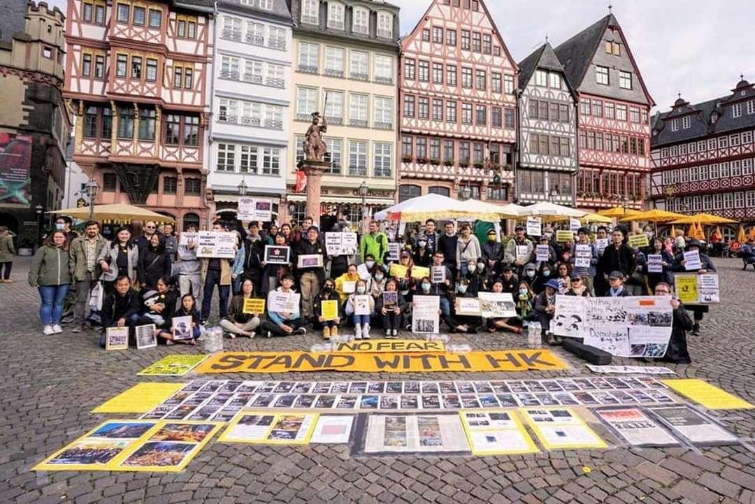 frankfurt germany china extradition