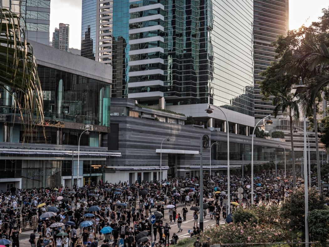 september 15 China extradition protest march admiralty