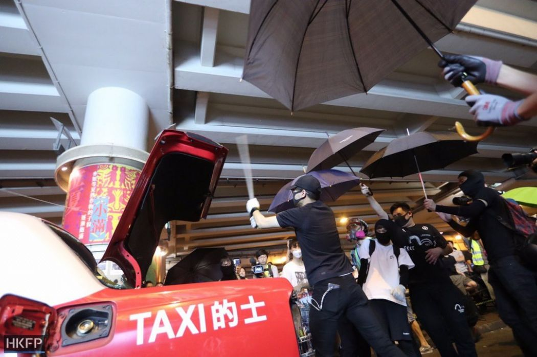 september 29 china extradition protest