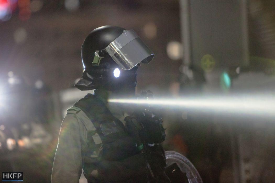 september 28 admiralty police beam light strobe