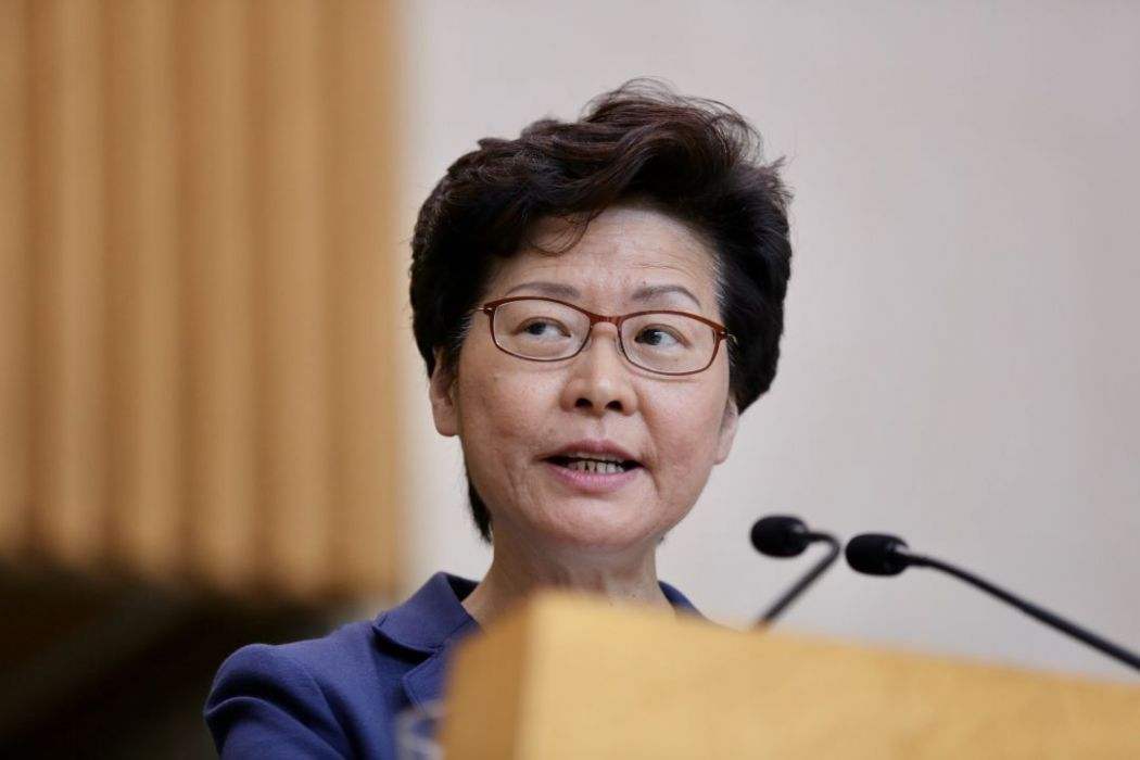 The new Carrie Lam solution to the Hong Kong problem: in order to save it we shall destroy it