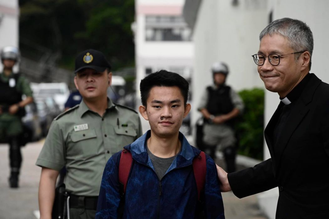 Chan Tong-kai Taiwan murder suspect released prison