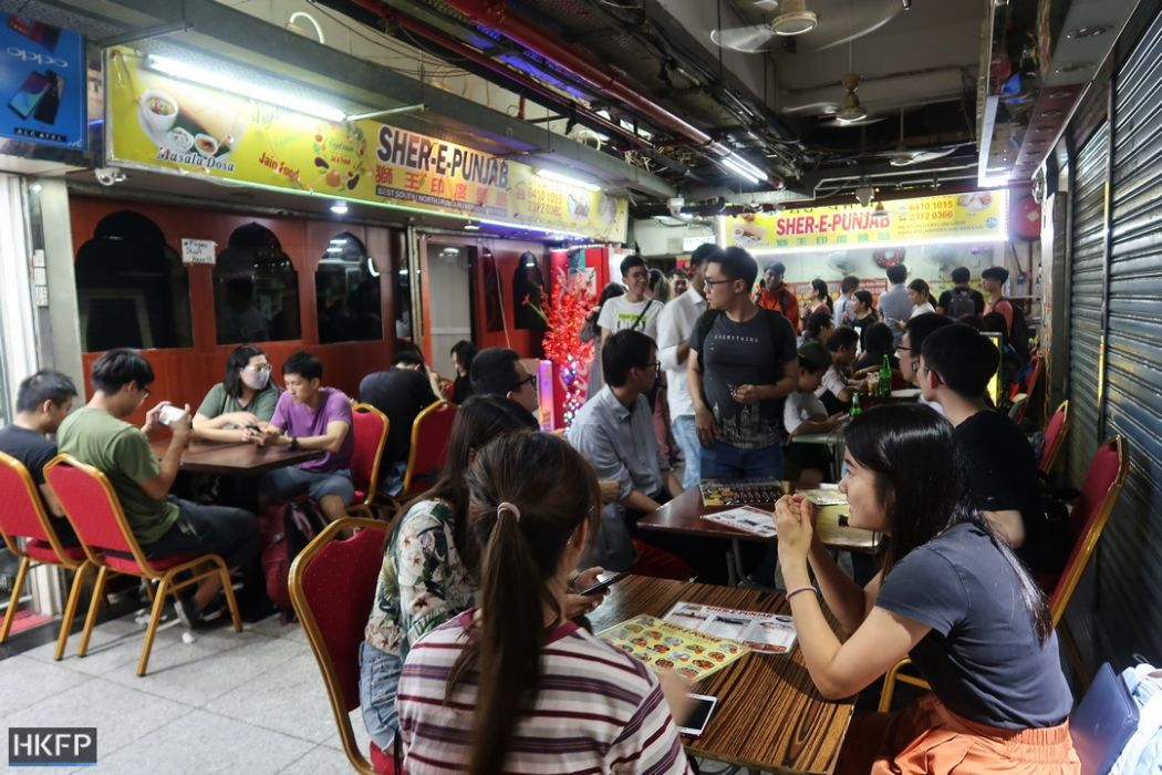 chungking mansions tour