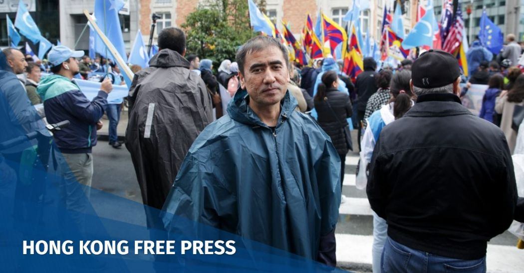 Ablimit Tursun Xinjiang Brussels Uighur Uyghur
