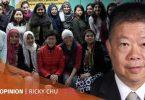 ricky chu minorities