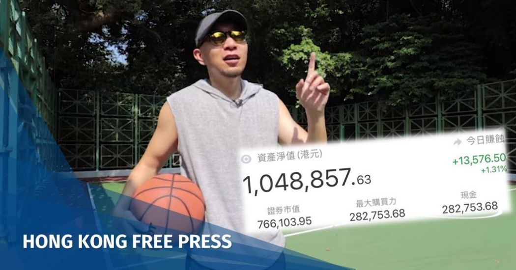 Hong Kong YouTuber offers HK$1m reward for substantial evidence of police brutality   Hong Kong Free Press HKFP