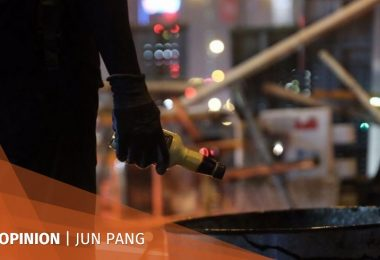 jun pang hong kong protests