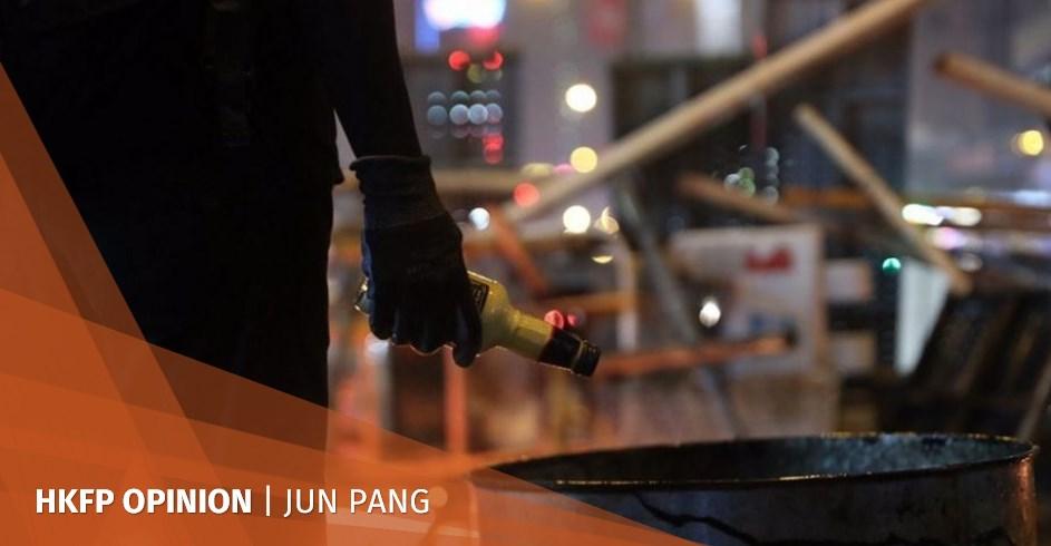 jun pang hong kong protests